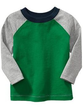long-sleeved-color-block-tees-for-baby by old-navy