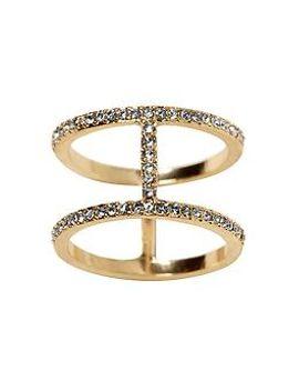 gilded-band-ring by banana-repbulic
