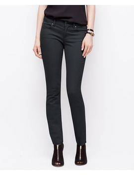 tall-modern-skinny-cotton-twill-jeans by ann-taylor