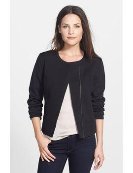 knit-moto-jacket by halogen®
