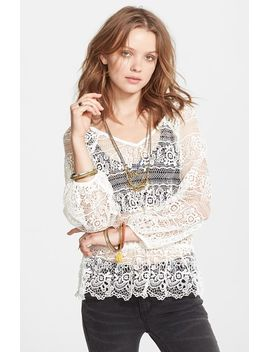 saturdays-lace-top by free-people