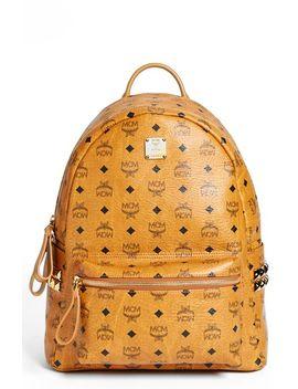 medium-stark---visetos-studded-backpack by mcm