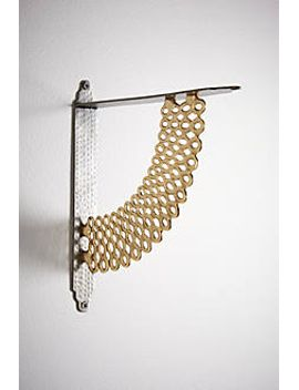 gilded-loops-bracket by anthropologie
