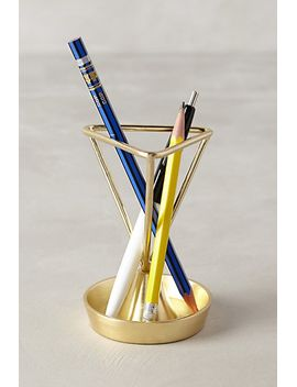 angled-heirloom-pencil-holder by anthropologie