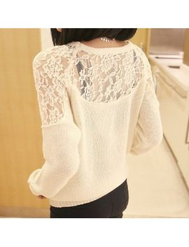 the-new-spring--summer-2014-womens-sweater-fashion-sexy-lace-cardigan-sweater-hollow-free-shipping by ali-express