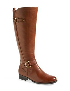 jersey-leather-riding-boot by naturalizer