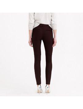 tall-full-length-minnie-pant-in-bi-stretch-wool by jcrew