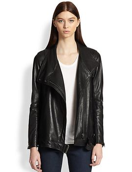 cluster-leather-jacket by helmut-lang