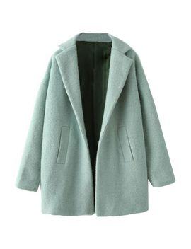 mint-green-slouchy-woolen-coat by oasap