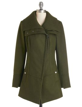 diagonal-alley-coat-in-olive by modcloth