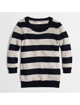 factory-beach-sweater-in-stripe by jcrew