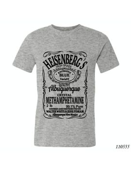 stylish-cool-heisenberg-t-shirt-summer-style-breaking-bad-t-shirts-for-men-custom-design-logo-black-tee-shirts by ali-express