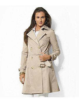lauren-ralph-lauren-kent-skirted-double-breasted-trench-coat by generic