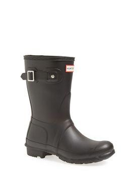 original-short-rain-boot-(women) by hunter