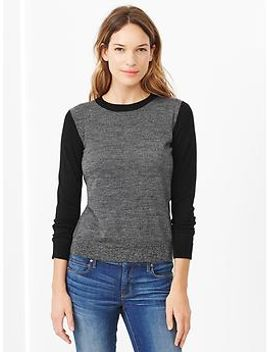 colorblock-merino-sweater by gap