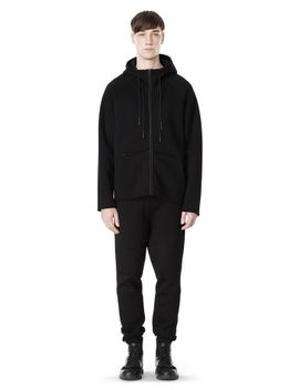 scuba-double-knit-hooded-sweatshiirt by alexander-wang