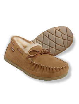 mens-wicked-good-moccasins by llbean