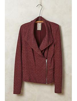 peplum-knit-blazer by dolan-left-coast