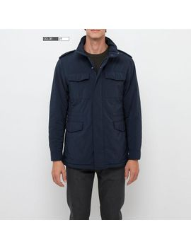 men-field-jacket by uniqlo