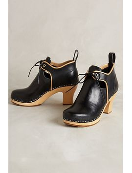century-clog-booties by anthropologie