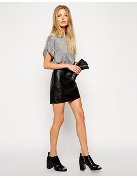 in-leather-look by asos