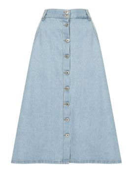 **button-through-midi-skirt-by-the-whitepepper by topshop