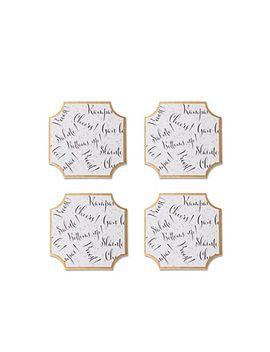 cheers!-paper-coasters-set by cwonder