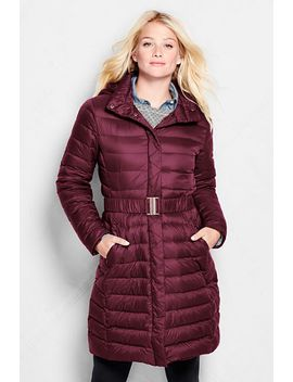 womens-lightweight-down-packable-coat by lands-end