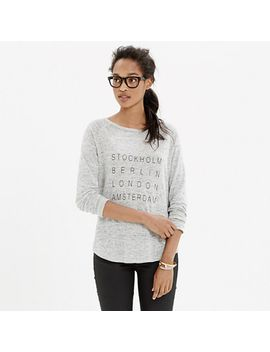 linen-stockholm-tour-tee by madewell