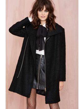 maggie-coat by nasty-gal