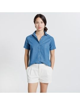 the-short-sleeve by everlane