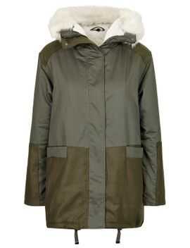 borg-lined-padded-parka-jacket by topshop