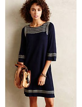 anstice-tunic-dress by anthropologie