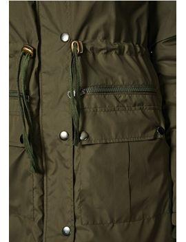 billie-parka-coat-khaki by missguided