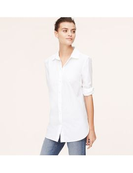 tunic-softened-shirt by loft