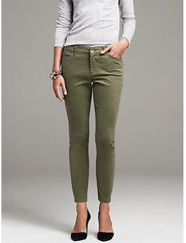 green-skinny-ankle-jean by banana-repbulic