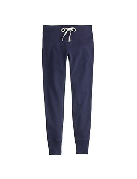 weekend-skinny-sweatpant by jcrew