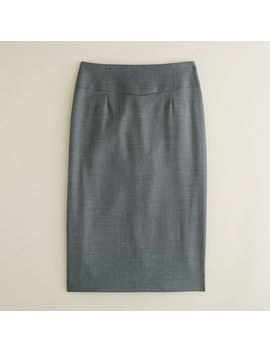 petite-telegraph-pencil-skirt-in-super-120s-wool by jcrew