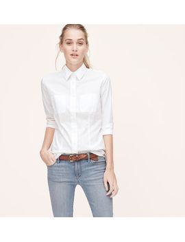 essential-softened-shirt by loft