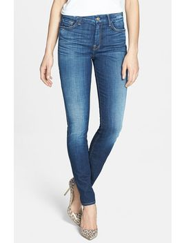 high-rise-skinny-jeans by 7-for-all-mankind®