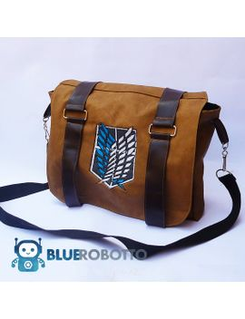 attack-on-titan-messenger-bag by bluerobotto