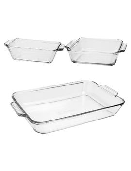 anchor-3-piece-glass-bakeware---value-pack by anchor-hocking