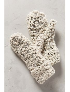 popcorn-mittens by anthropologie