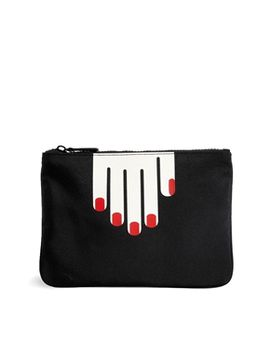 hands-clutch-bag by lulu-guinness