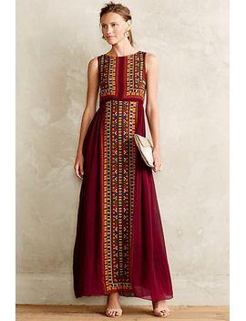 bajwa-maxi-dress by tanvi-kedia