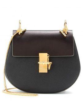 drew-leather-shoulder-bag by chloé