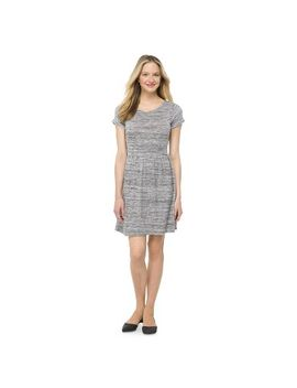 target-:-expect-more-pay-less by -short-sleeve-knit-skater-dress---xhilaration®