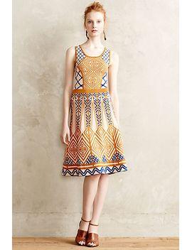 taj-flared-dress by champagne-&-strawberry