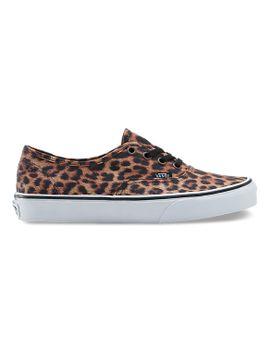 leopard-authentic by vans