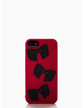 embellished-bow-iphone-5-case by kate-spade